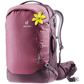 Deuter Aviant Access 38 SL Travel Pack Women maron/aubergine